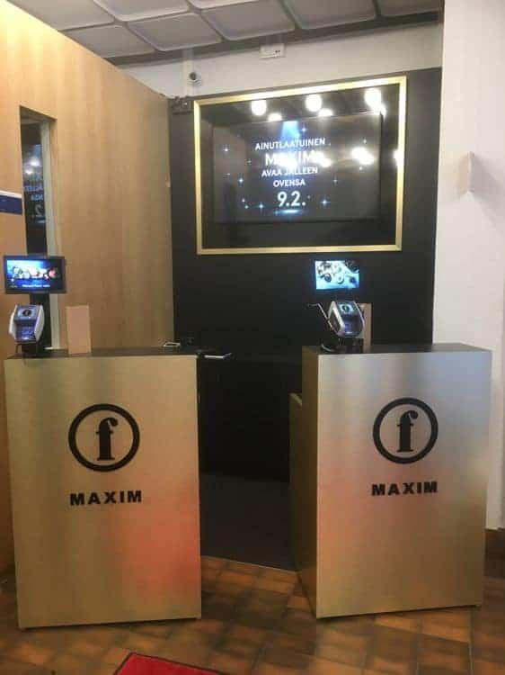 Finnkino Maxim